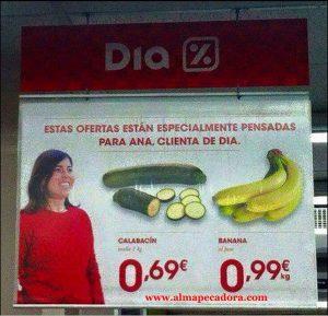 Ana y sus bananas
