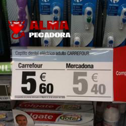 Carrefour Vs. Mercadona
