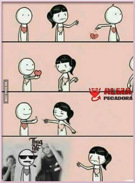 Cosas del amor nena