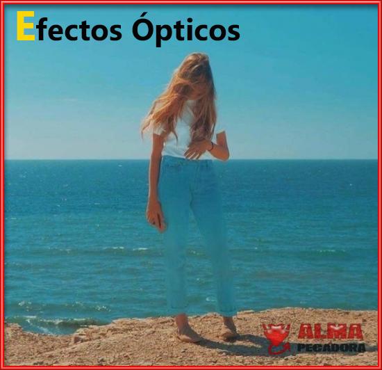 Fotos de Efectos Ópticos - no tiene piernas