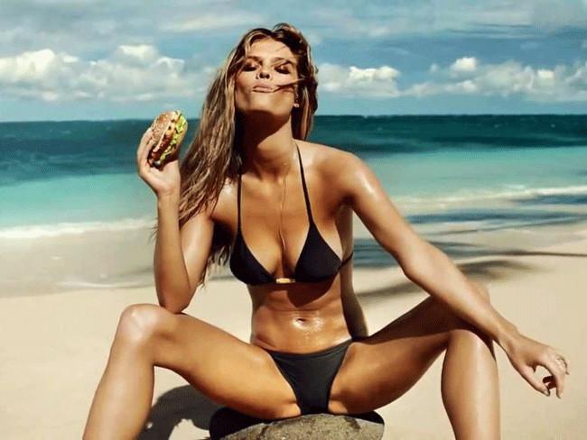 Excitante Vídeo De La Modelo Nina Agdal En Bikini Alma Pecadora