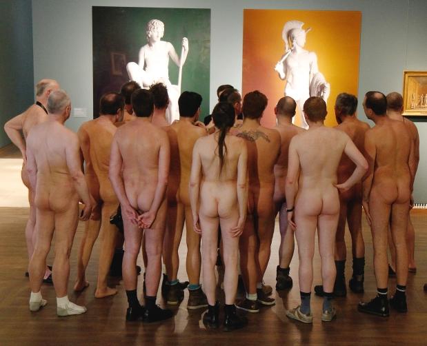 Abre en París el primer museo nudista