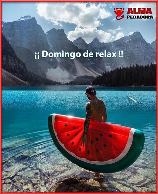 Una fantástica idea para disfrutar de un buen domingo de relax junto a la naturaleza