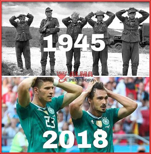 Los años pasan pero la historia se repite
