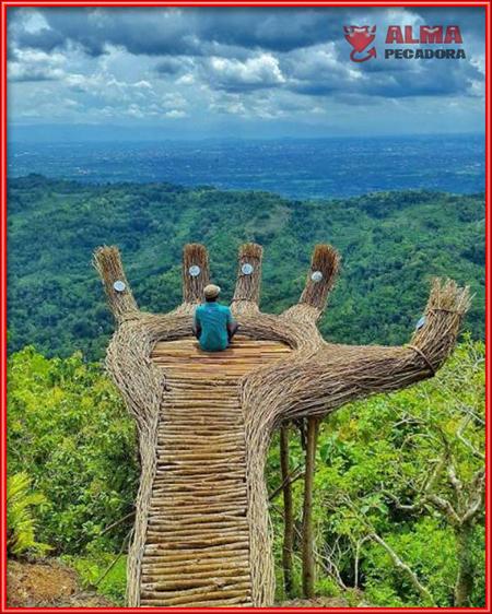 Uno de los miradores más curiosos del mundo con unas vistas espectaculares