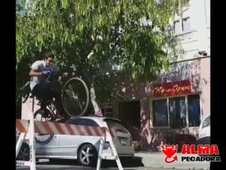 La película de los Bicivoladores