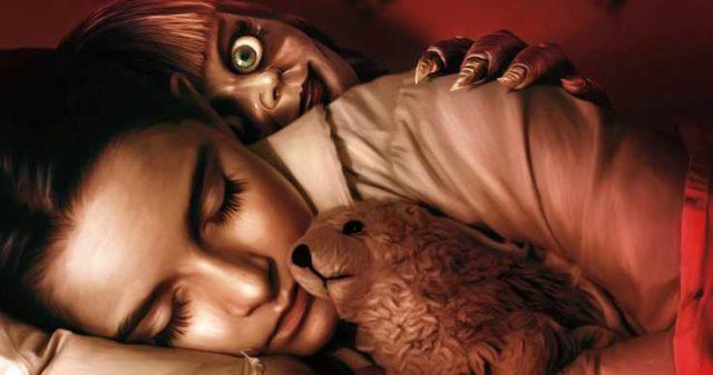 Un hombre muere viendo Annabelle 3 en el cine