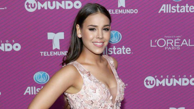Actrices mexicanas desnudas - Danna Paola