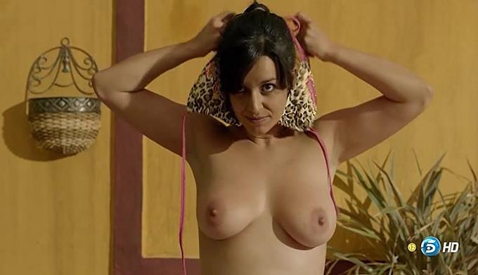 Rocio Pelaez y Eloina Marcos desnudas en El Principe junto a la guapa Hiba Abouk