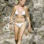 Fotos sexys de Belen Rueda marcando pezones en bikini