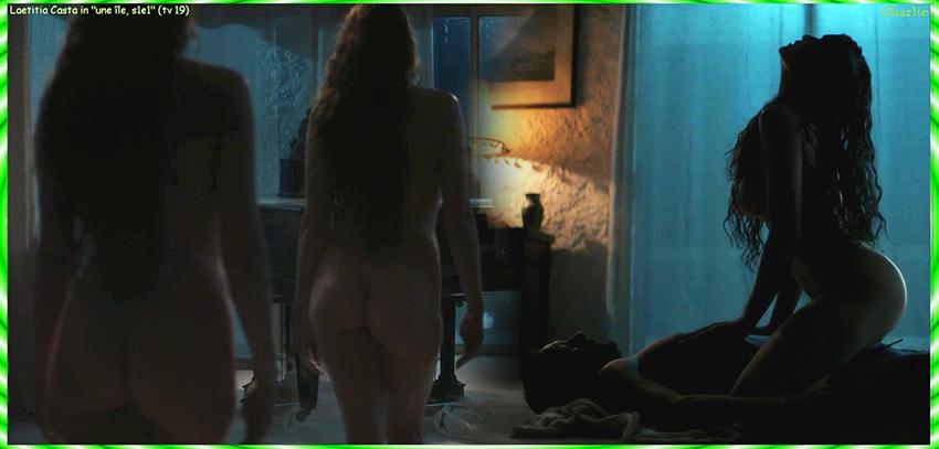 Fotos y videos de Laetitia Casta desnuda y follando